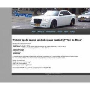 Taxi de Roos logo