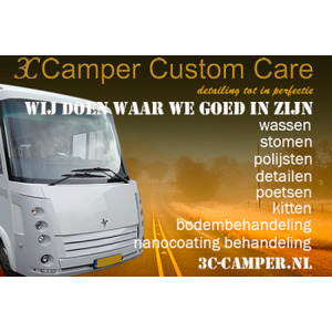 3C  Camper Custom Care logo