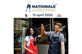 Nationale Horecadag maakt datum tweede editie bekend: 15 april 2020!