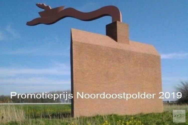 Wie promoot Noordoostpolder het best?