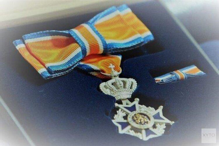 Koninklijke onderscheiding voor Leo Breukel
