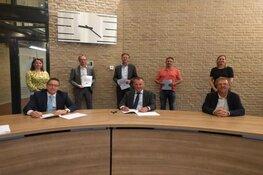 Intentieovereenkomst getekend voor onderzoek haalbaarheid zorgwoningen en dagbesteding in Zeeheldenwijk