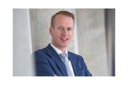 Cees van den Bos nieuwe burgemeester van Urk