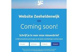 Gemeente Urk lanceert website Zeeheldenwijk na de zomer