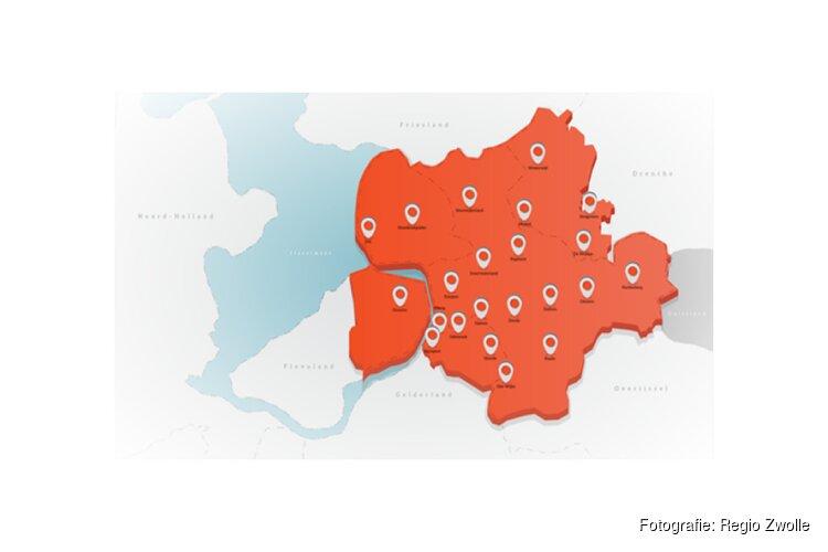 Miljoenenimpuls voor brede welvaart Regio Zwolle