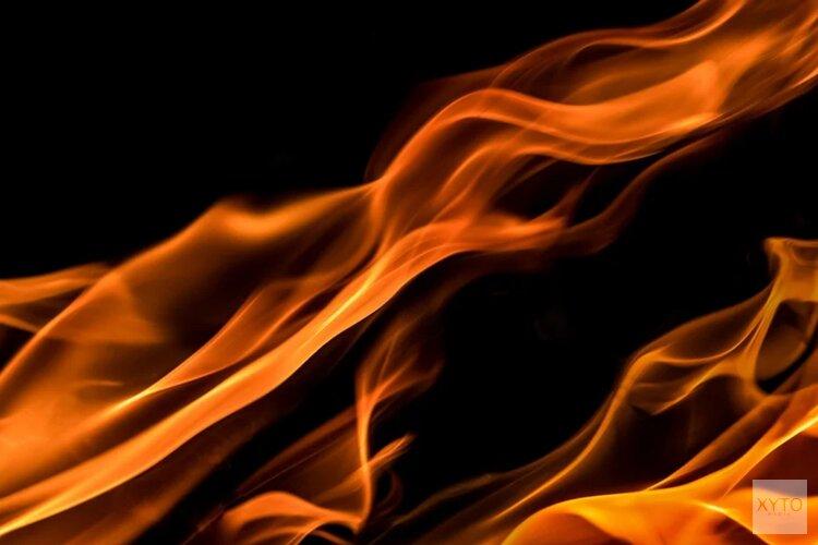 Brand Wrakkenweg Rutten