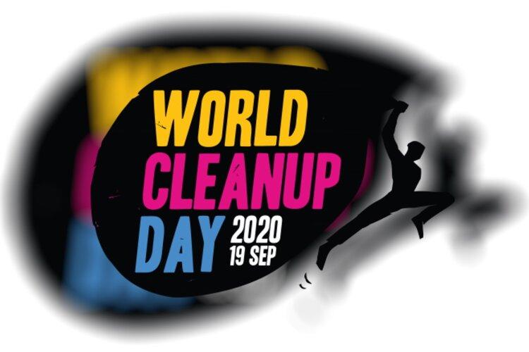 World Cleanup Day zaterdag 19 september 2020